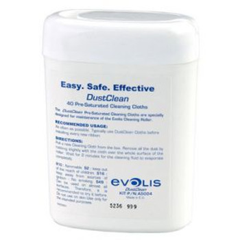 Evolis A5004 Cleaning Wipes