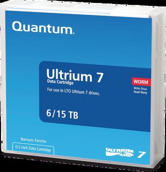 Quantum LTO 7 Ultrium Tape WORM Data Cartridge - MR-L7MQN-02