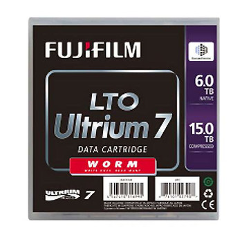 Fuji LTO 7 Ultrium Tape WORM Data Cartridge - 16495661