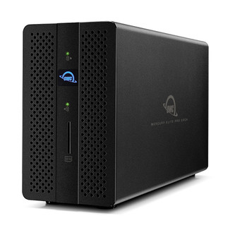 OWC MERCURY ELITE PRO DOCK - 16.0TB - THUNDERBOLT 3 - DUAL-DRIVE RAID SOLUTION - OWCTB3RSDK16T