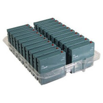 Quantum LTO 7 Tape Library Pack - 20 Pre-Labeled Tapes (BaFe) MR-L7LQN-BC