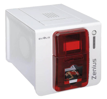 Evolis Zenius Classic Single-Sided ID Card Printer - ZN1U0000