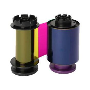 Evolis Color Ribbon for Avansia - YMCK - 500 prints - RT4F010AAA