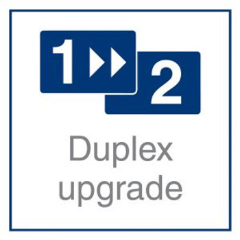 Electronic duplex upgrade for Magicard 300, PRO550, and PRO750 printers