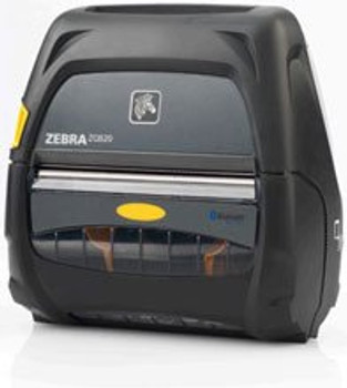 ZEBRA Label Printer - Thermal Paper - Roll (4.45 in) - 203 dpi - up to 300 inch/min - USB 2.0, NFC, Bluetooth 4.0 - Tear bar