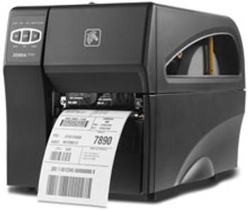 Zebra ZT220 Direct Thermal/Thermal Transfer Printer - Monochrome - Desktop - Label Printer