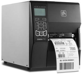 Zebra Technologies ZT23042-T01000FZ ZT230 Label Printer, Monochrome, Direct Thermal/Thermal Transfer
