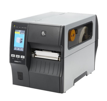 Zebra ZT411 Thermal Transfer Industrial Printer 203 dpi Print Width 4 in Serial USB Ethernet Bluetooth ZT41142-T010000Z