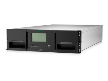 HPE StoreEver MSL3040 Scalable LTO Tape Library Base Module