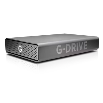 G-DRIVE 6TB from SanDisk Professional Enterprise Class Hard Drive