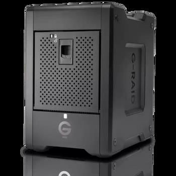 G-RAID Shuttle SSD 32TB 4 Bay by SanDisk Professional