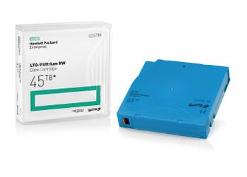 HPE LTO 9 Tape with Barium Ferrite (BaFe) Q2079A