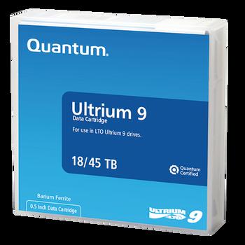 Quantum LTO 9 Tape with Barium Ferrite (BaFe) MR-L9MQN-01