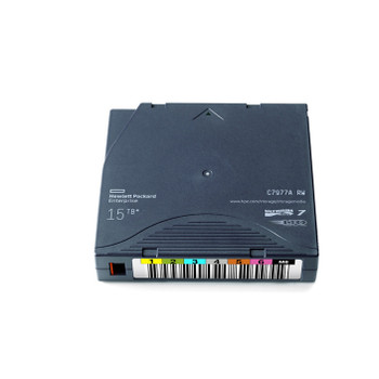 HPE Q2078ML LTO Ultrium 7 Tapes with Type M (M8) Custom Barcode Label