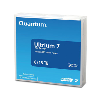 Quantum LTO 7 Tape with Barium Ferrite (BaFe) MR-L7MQN-01