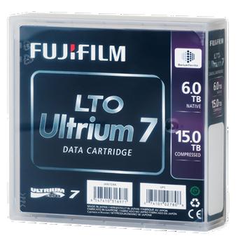 FujiFilm LTO 7 Tape with Barium Ferrite (BaFe) 16456574