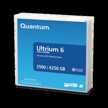Quantum LTO Ultrium 6 Tape (Metal Particle)