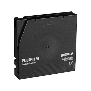 FujiFilm LTO 6 Tape with Barium Ferrite (BaFe)