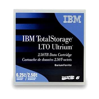IBM LTO 6 Tape Cartridge with Barium Ferrite (BaFe) - 00V7590