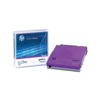 HP LTO 6 Ultrium WORM Tape Cartridge - C7976W