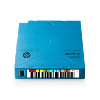 HP LTO-5 Tapes Pre-Labeled Non-Custom Data Cartridge 20 Pack