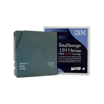 IBM LTO 4 Ultrium WORM Tape Cartridge (95P4450)
