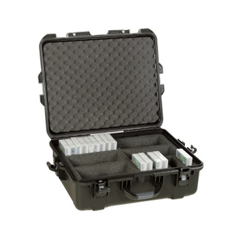 Turtle LTO/DLT Waterproof Tape Storage and Transport Case