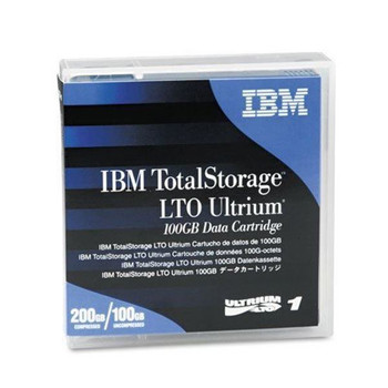 IBM  LTO 1 Tape, 08L9120 Ultrium-1, 100/200GB Data Cartridge