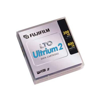 Fujifilm LTO Ultrium 2 Tape,  26220001 Ultrium 2 - 200/400 GB Cartridge