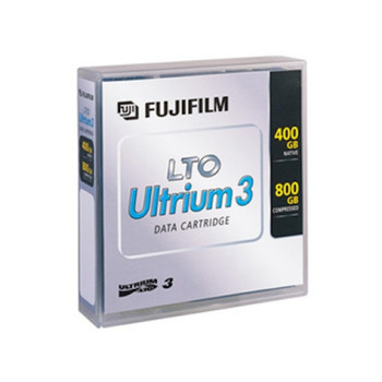Fuji LTO Ultrium 3 Tape, Ultrium 3 400/800 GB Data Cartridge 26230010