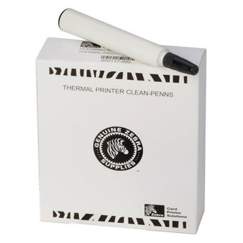 Zebra 105950-035 CLEANING KIT - PRINTHEAD CLEANING PENS, BOX OF 12 - Box