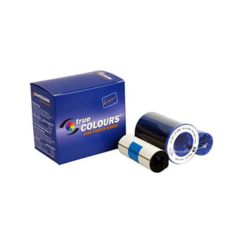 Zebra 800015-448 Color Ribbon - YMCKOK - 170 prints for P310i, P420i and P430i card printers