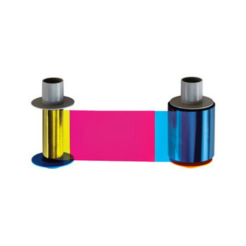 Fargo 86200 YMCKO Color Ribbon For DTC550 Printers - 500 Images