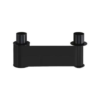 Fargo 86204 Standard Black Monochrome Ribbon - K - for DTC550  Printer - 3000 Images