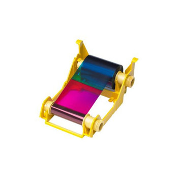 Zebra xi Series 800033-348 High-Capacity Color Ribbon - YMCKOK - 230 prints