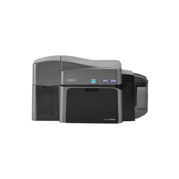 Fargo DTC1250e Dual-Sided ID Card Printer with Ethernet and Internal Print Server 50120