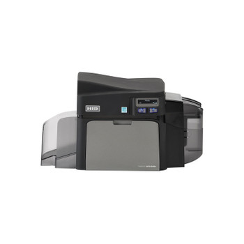 Fargo DTC4250e Single-Sided ID Card Printer with Ethernet, Internal Print Server and USB -52000