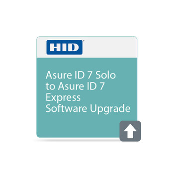 Fargo Asure ID 7 Express - Upgrade from Asure ID 7 Solo - 86415