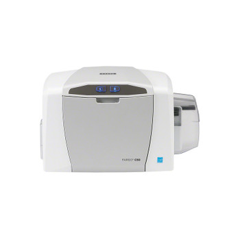 Fargo C50 ID Card Printer with Asure ID 7 Express & Webcam 51702 Single Side ID Printer