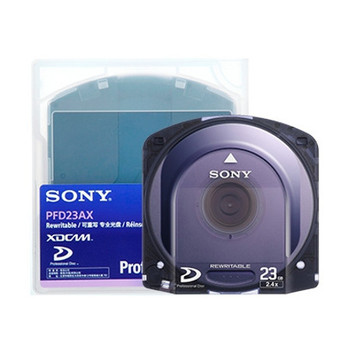 Sony XDCAM 23GB Single Layer  PFD23ax Professional Disc