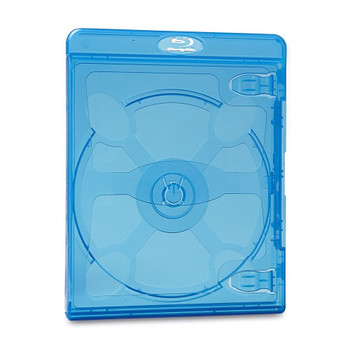 Verbatim Blu-Ray DVD Blue Cases - 98603