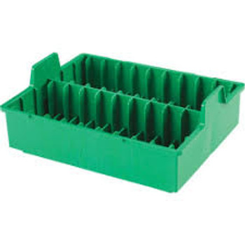XpresspaX I-10 LTO Insert Tray, Holds 20 LTO tapes without cases