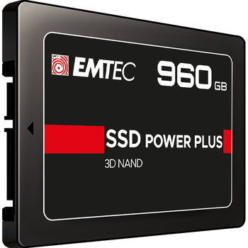 EMTEC Internal SSD X150 Power Plus 960GB Solid State Drive