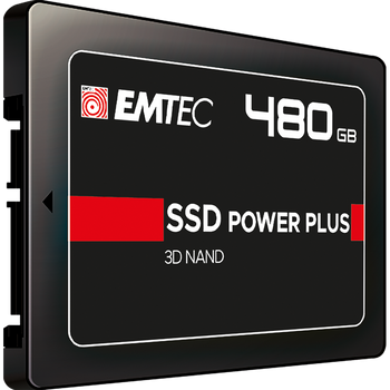 EMTEC Internal SSD X150 Power Plus 480GB Solid State Drive
