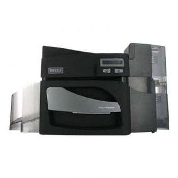 Fargo DTC4500e Single-Side ID Card Printer - HID 55000