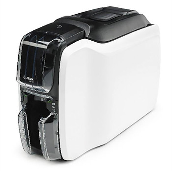 Zebra ZC100 ID Card Printer - Single-Sided
