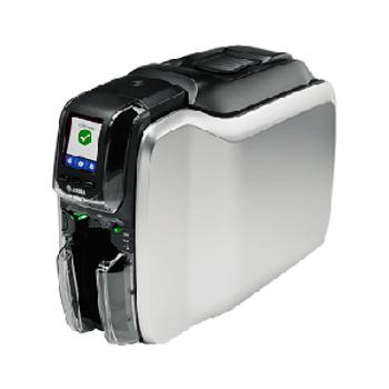 Zebra ZC300 ID Card Printer - Single-Sided