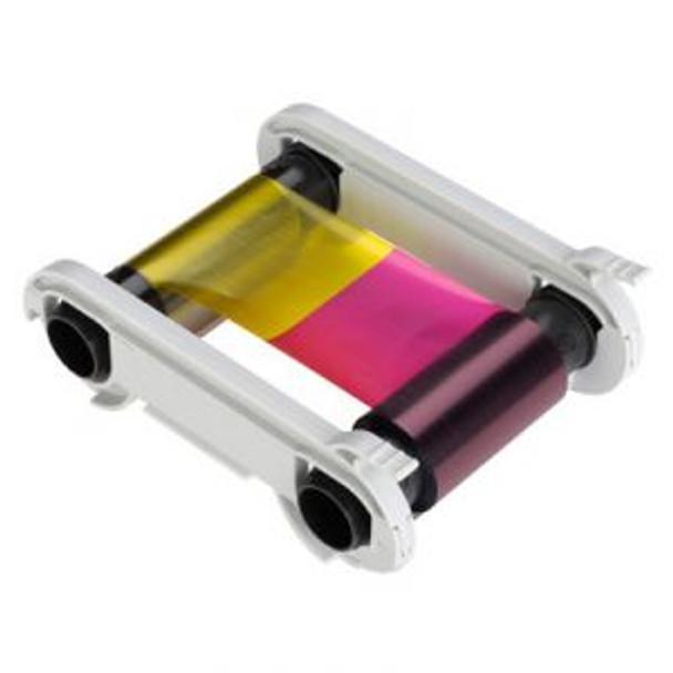 Evolis 1/2 Color Ribbon YMCKOKO - 250 prints - R7H006NAA