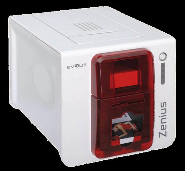 Evolis Zenius Classic Single-Sided ID Card Printer - ZN1U0000