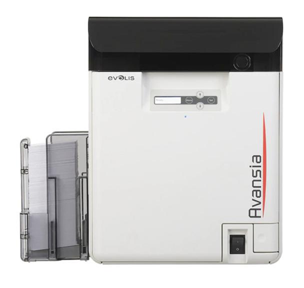Evolis Avansia Dual-Sided ID Card Printer